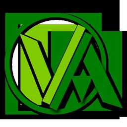 Logotipo Limpiezas Valverde