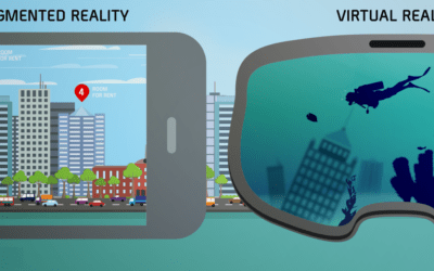 Diferencias entre la Realidad Virtual y Realidad Aumentada